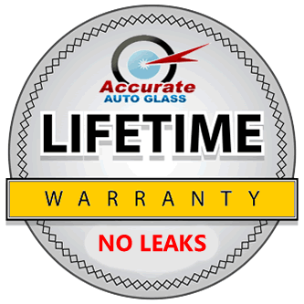 Accurate Auto Glass - Lifetime Warranty