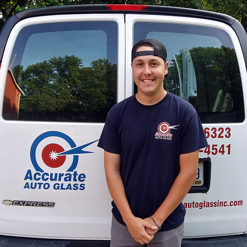 Accurate Auto Glass Technician Brandon