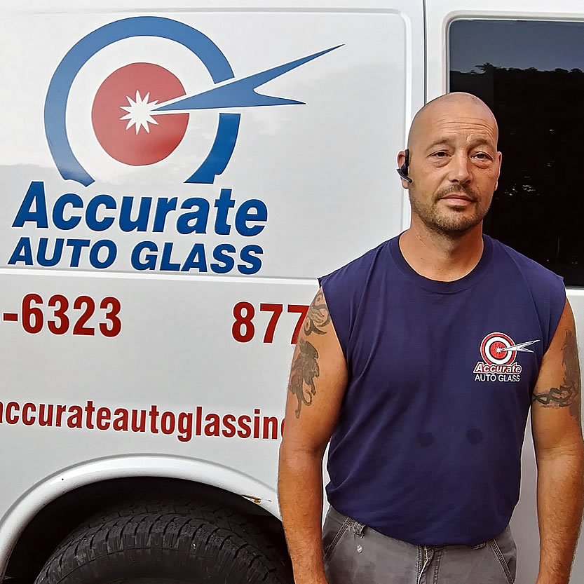 Accurate Auto Glass Technician Brent