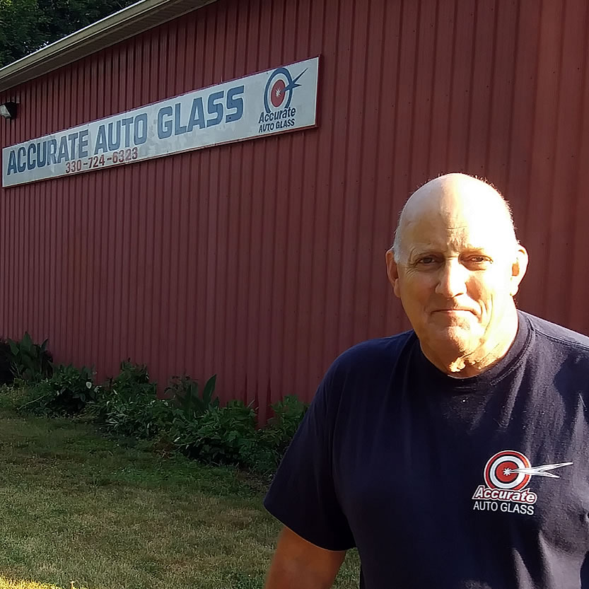Accurate Auto Glass Technician Dave