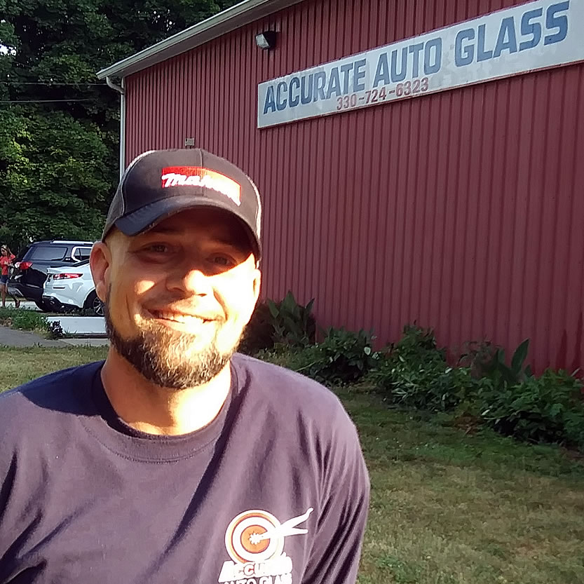 Accurate Auto Glass Technician Jon